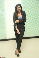 Actress Eesha Looks gorgeous in Blazer and T Shirt at Ami Tumi success meet ~  Exclusive 089.JPG