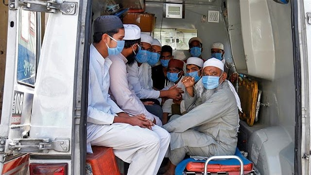 Indian Muslims harassed for 'deliberately' spreading COVID-19 disease