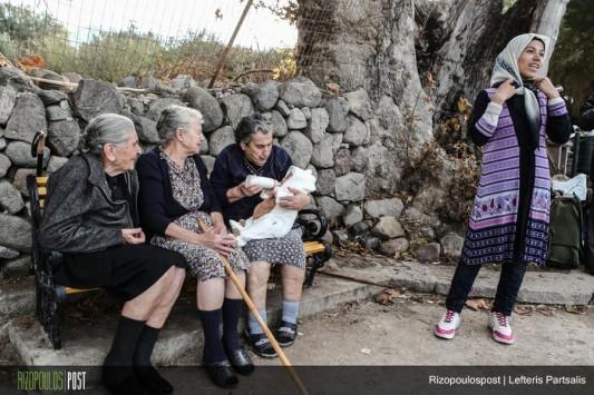 γιαγιάδες Λέσβου υποψήφιες για το Νομπελ Ειρήνης