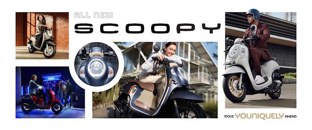 Spesifikasi All New Scoopy 2021, Spesial Hari Pahlawan Semua Serba Baru !!