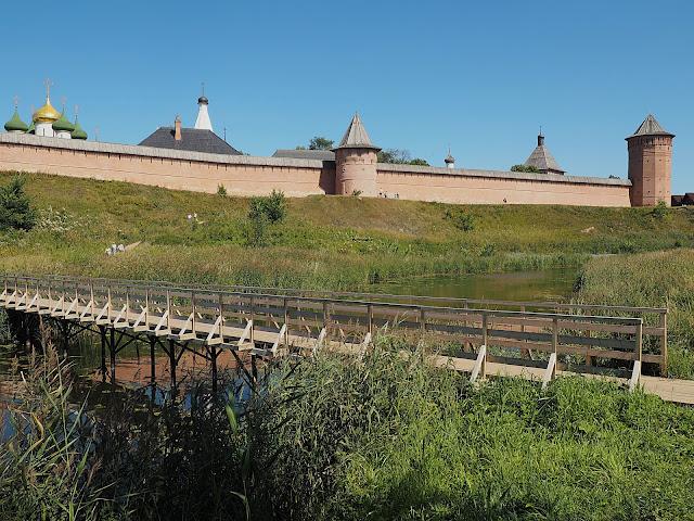 Суздаль, Спасо-Ефимиев монастырь (Suzdal, Spaso-Euthymius Monastery)