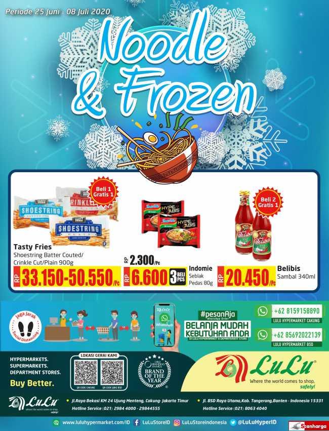 Katalog Promo LULU Supermarket 25 Juni - 8 Juli 2020 1
