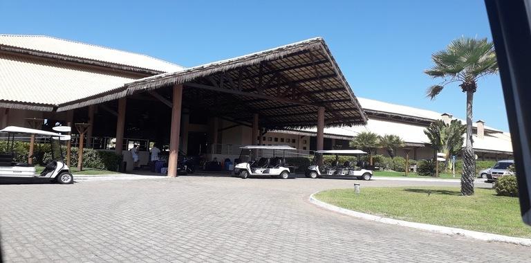 serviço de transfer do aeroporto de Fortaleza para o Vila Galé Cumbuco