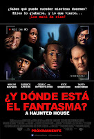 ¿Y Dónde Está el Fantasma? / Paranormal Movie / A Haunted House