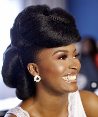 Best Nigerian Bridal Hairstyles