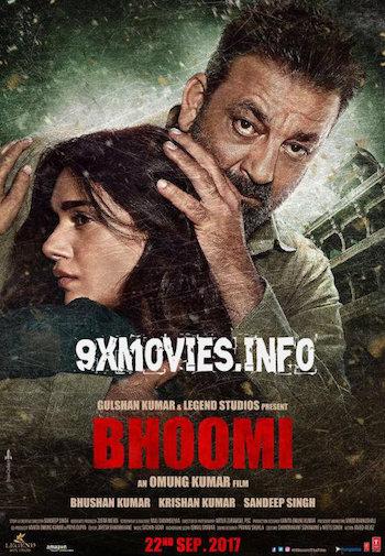 Bhoomi 2017 Hindi 720p DVDRip 900mb