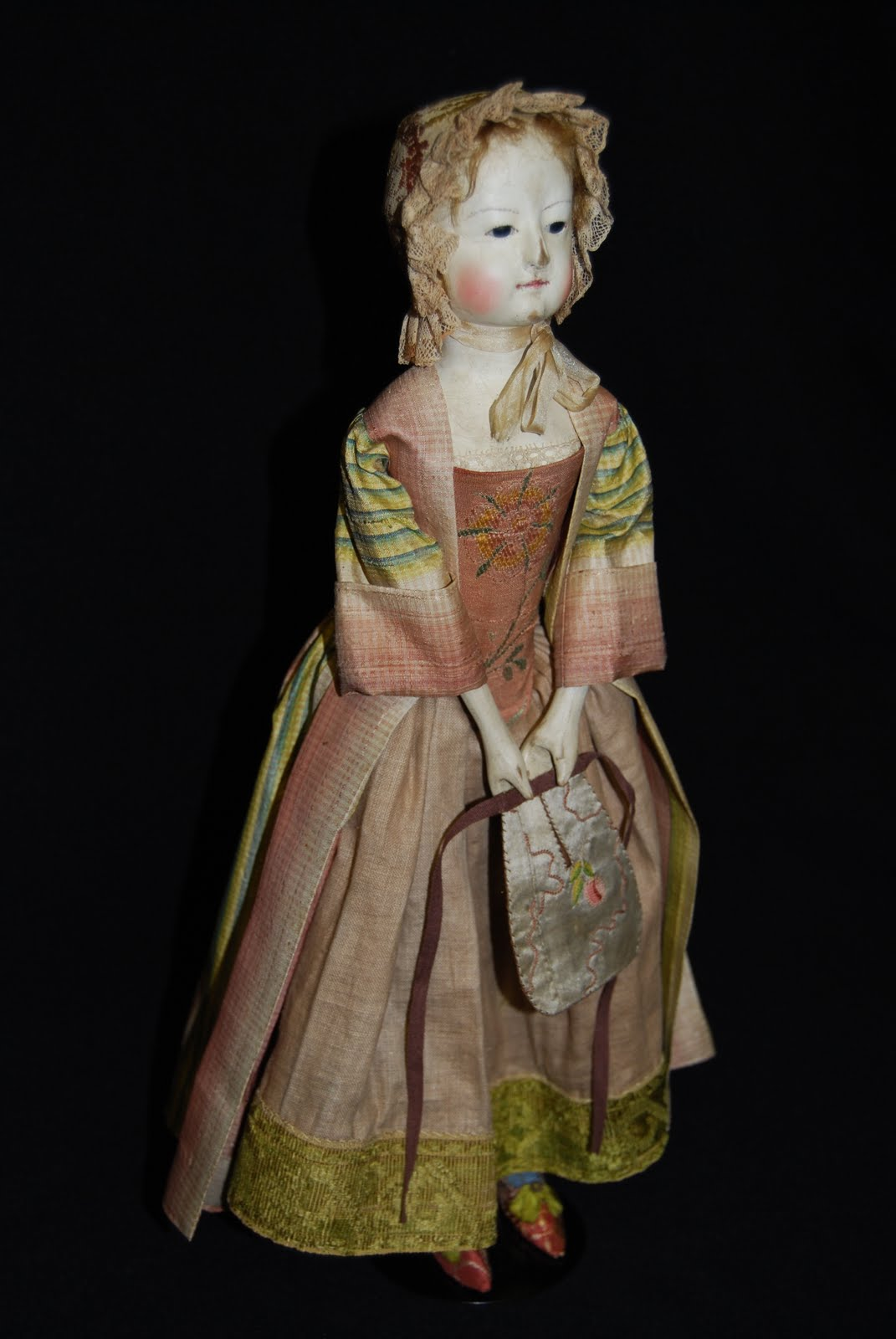 Glen Oaks Primitives Featured Doll Artist Kathy Patterson
