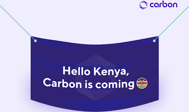 Carbon loan app in kenya