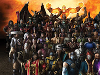 Mortal Kombat - Armageddon - Collectors Edition PS2 ISO High Compressed
