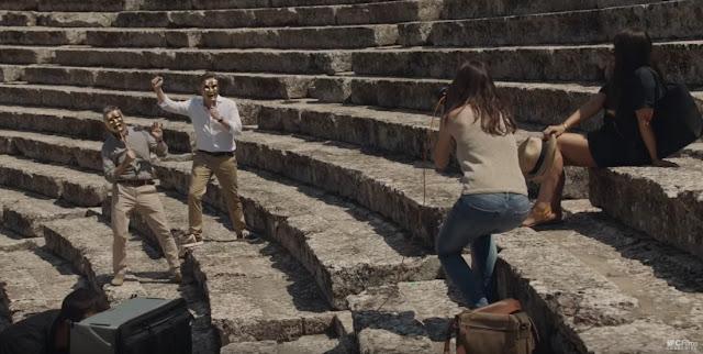 Σειρά του BBC εξυμνεί Πελοπόννησο, Επίδαυρο, Ύδρα και Πύλο (βίντεο)