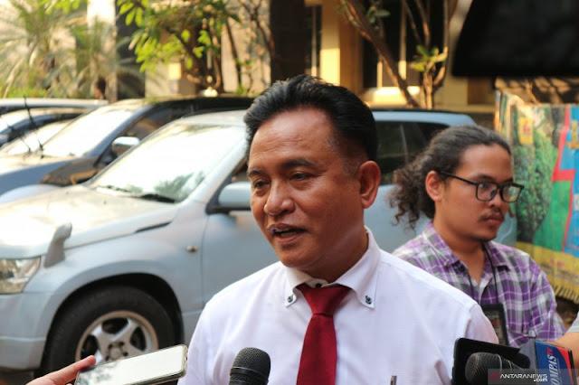 Yusril: Tidak mungkin MA sidangkan kasasi Prabowo-Sandi