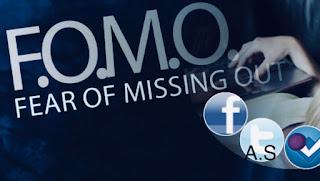 """فومو """"fomo"""" و جومو """"jomo"""" وأمراض العصر الحديث"""
