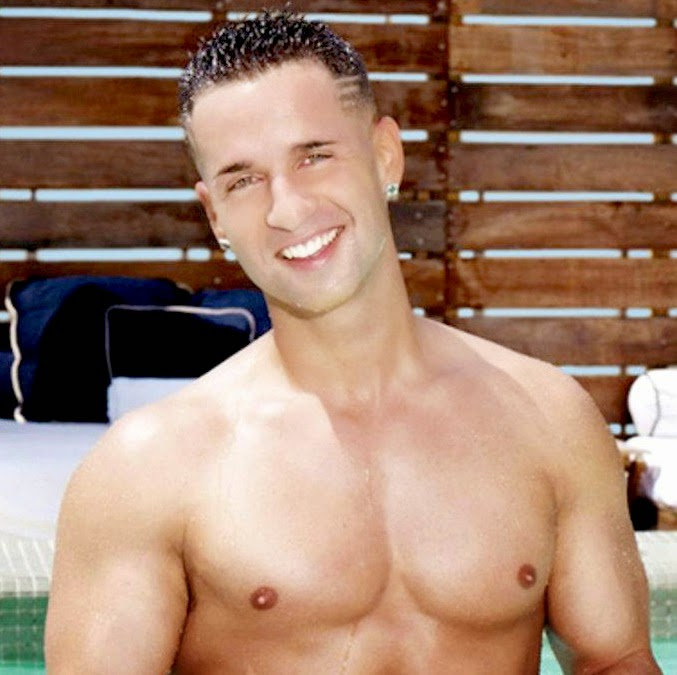 "Mike ""The Situation""."