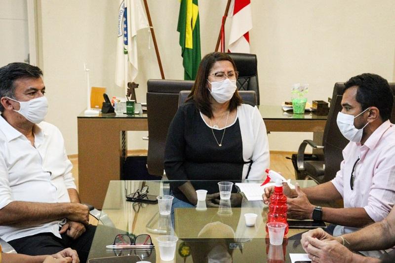 Prefeita Suzana Ramos volta a receber representantes lojistas para debater protocolos de reabertura do comércio em Juazeiro Portal Spy Noticias de Juazeiro e Petrolina