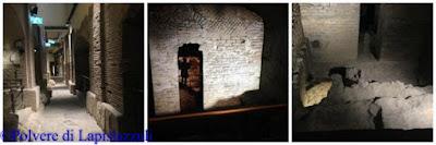Botteghe e taverne emerse lungo il cardo romano nel Rione Terra a Pozzuoli