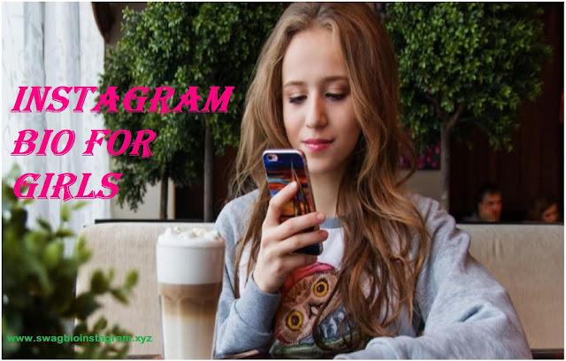 Bio for Instagram for Girls {Cute Girly Instagram Bios}