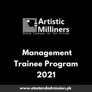 Artistic Milliners Management Trainee Program 2021