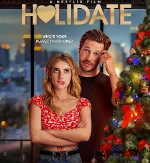 """Netflix: Emma Roberts estrena """"Holidate"""""""