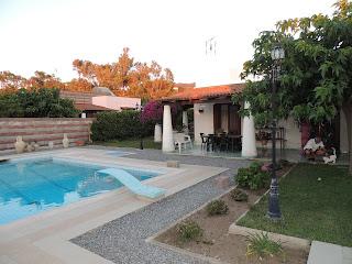 Villa con piscina a Ortoliuzzo