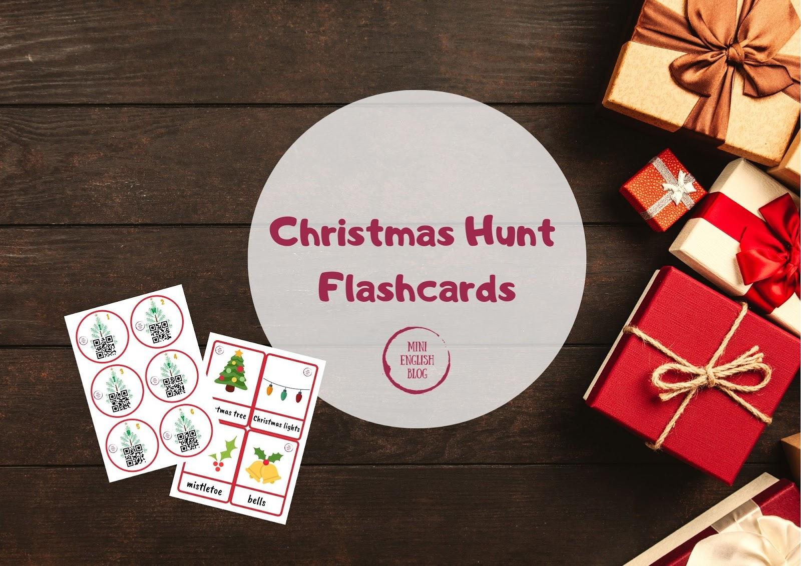 Nadchodzi Christmas Hunt dla dzieci!
