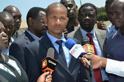Babu Owino arrested again. PHOTO | FILE