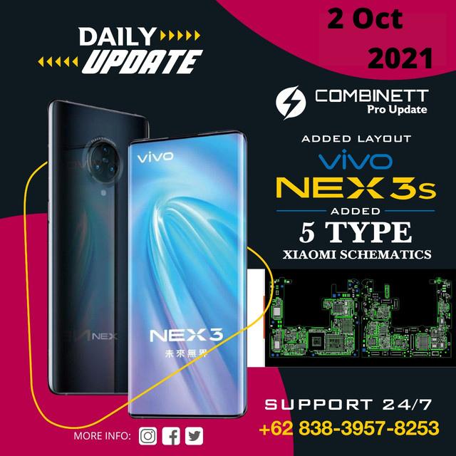 Combinett Pro 2.0 Update
