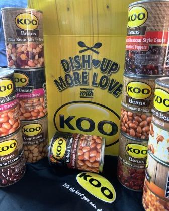KOO Beans in cans