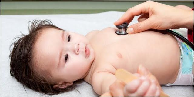 4 Penyebab Penyakit Jantung Bawaan Pada Anak