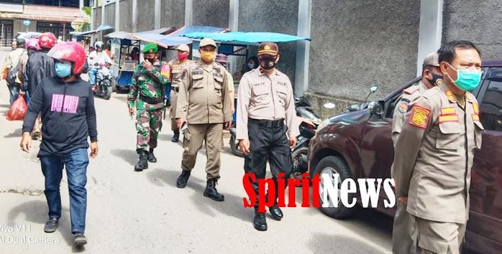 Ops Yustisi Kab. Tana Toraja Semakin Intensif, Kini Aparat Gabungan Menyasar Sasaran Pelaku Usaha
