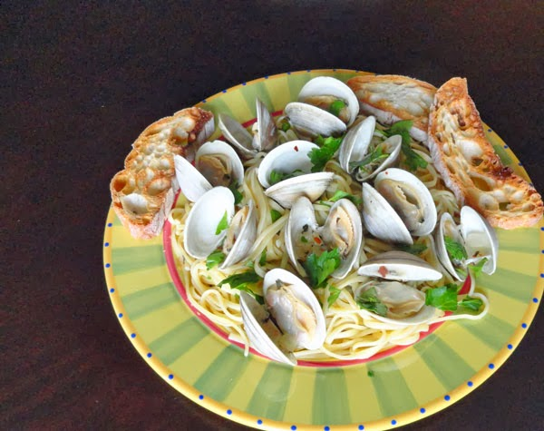 Cooking with Clams for Winter Seafood Jubilee