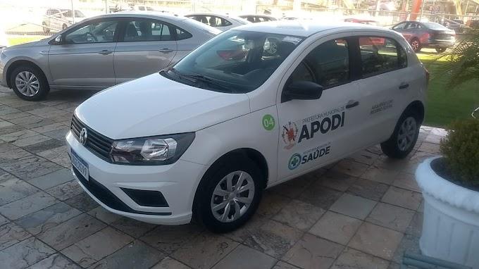 Apodi recebe hoje 11 carros para as unidades de Saúde