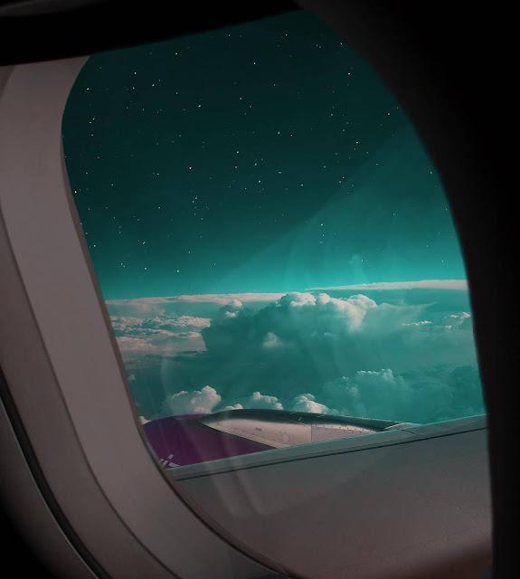 رمزية نافذة طائرة معدل للتصميم بدون حقوق العدد 4