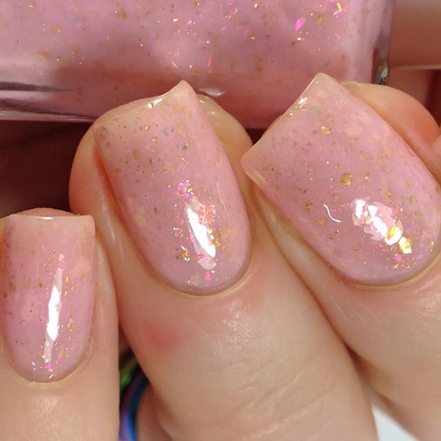 Glam Polish-I like The Pink, It's Like Candy