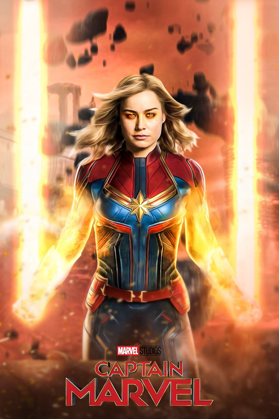 Captain Marvel Bluray Sub Indo : captain, marvel, bluray, Captain, Marvel, Movie, Download