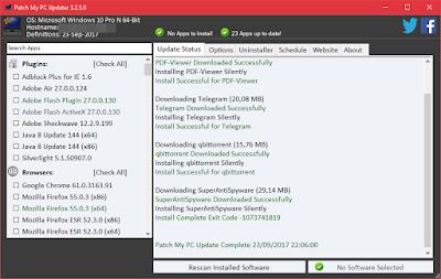 Actualiza en pocos pasos todos tus programas en Windows