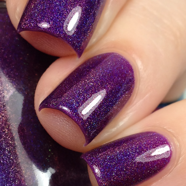 Supernatural Lacquer-It's Just A Bunch of Hocus Pocus