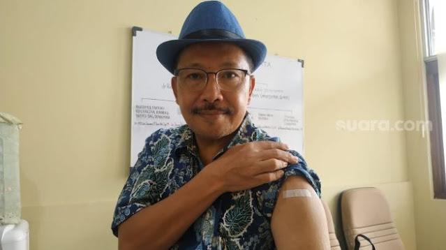 Sudah Disuntik Vaksin Sinovac, Politisi PDIP Ini Merasa Kurang Aman