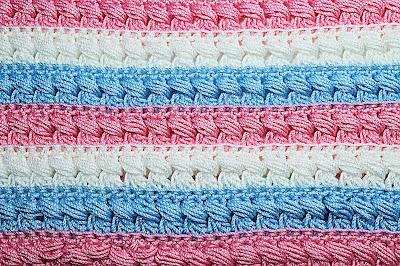 4 - CROCHET Imagen Puntada especial para mantas a crochet y ganchillo muy fácil y sencilla. MAJOVEL CROCHET