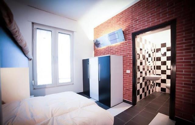 New Generation Hostel Urban em Milão