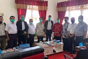 Direksi PTPN XIII Dan Manager Kebun PTPN XIII Ngabang Sambangi DPRD Landak
