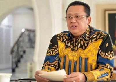 Ketua MPR RI Berikan Apresiasi Kinerja Kapolri Jenderal Listyo Sigit Prabowo