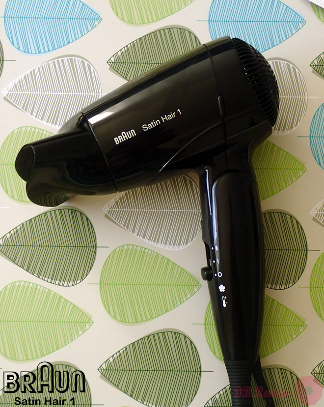 Braun Satin Hair 1 Style and Go - Dryer and Styler