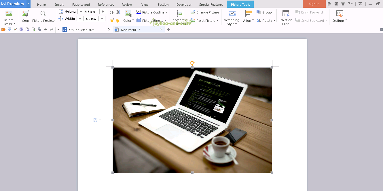 WPS Office 2016 Premium