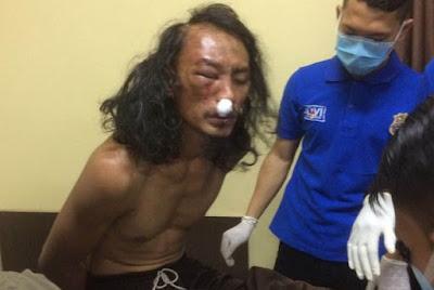 inilah juhanda provokator Peledakan Bom Gereja di Samarinda