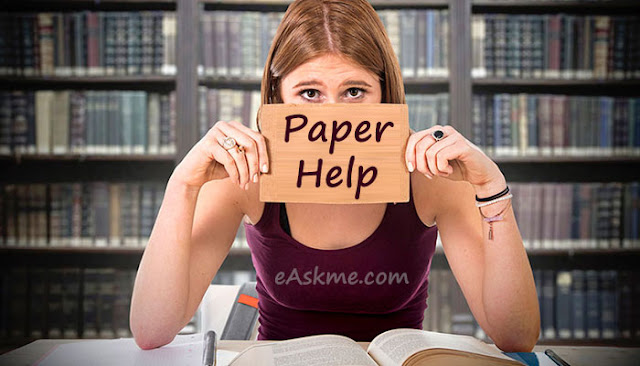 What is Paper Help?: eAskme