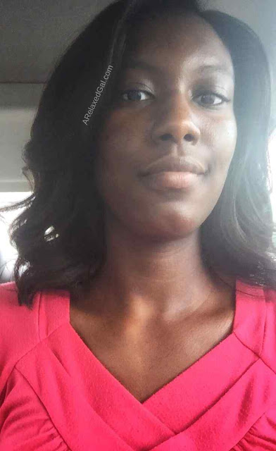 Relaxer touch-up results after stretching 18 weeks | A Relaxed Gal