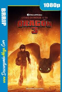 Cómo entrenar a tu dragón 3 (2019) HD 1080p Latino