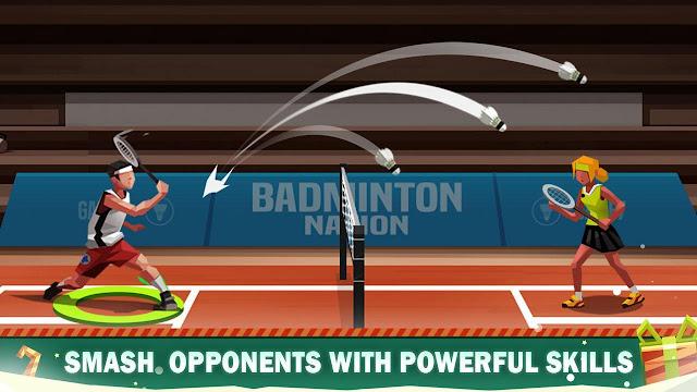 Badminton League Mod Apk, Badminton League Mod Apk free, Badminton League Mod Apk android