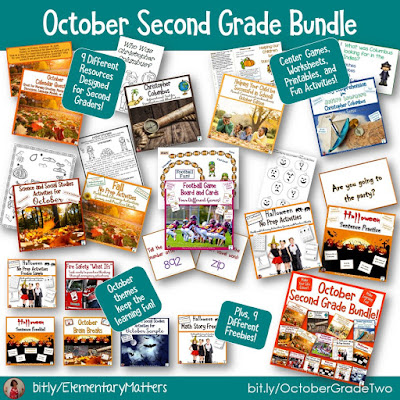 https://www.teacherspayteachers.com/Product/October-Second-Grade-Activities-Bundle-4865543?utm_source=october%20freebies%20post&utm_campaign=Oct%20budle