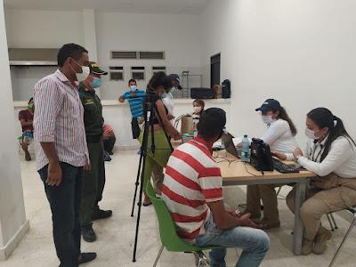 hoyennoticia.com, Deportados seis migrantes ilegales venezolanos